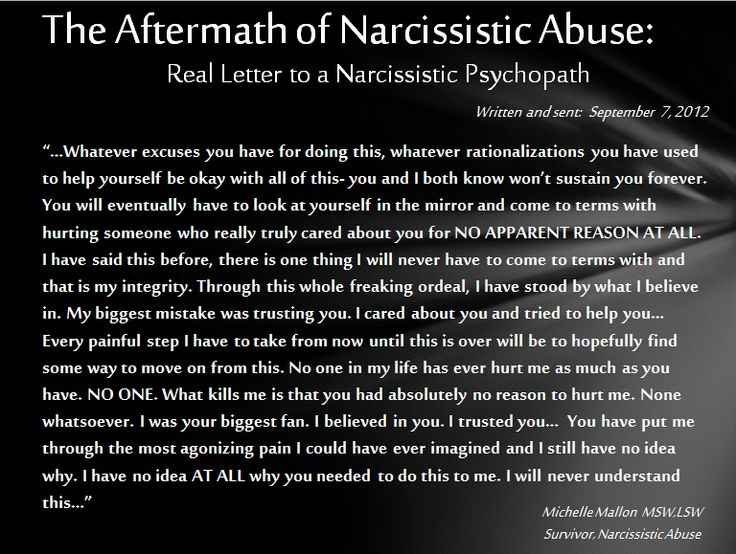 Image result for This is what narcissistic abuse looks like.