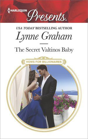 REVIEW: The Secret Valtino's Baby by Lynne Graham | Harlequin Junkie | Blogging Romance Books | Addicted to HEA :)