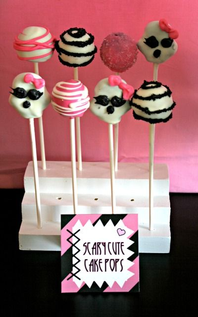 Monster High Birthday Party Ideas | Photo 2 of 11 | Catch My Party