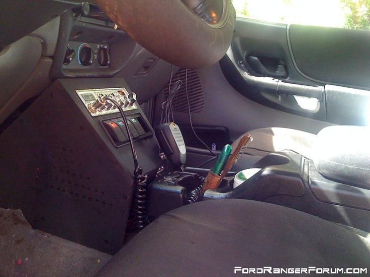 Custom Center Console - Ford Ranger Forum