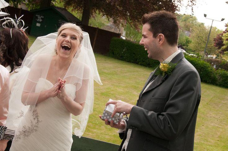 One of my favourite wedding photos