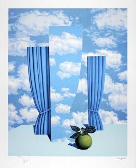 René Magritte (1898 - 1967) est un peintre surréaliste belge connu pour ses oeuvres qui susciter la...