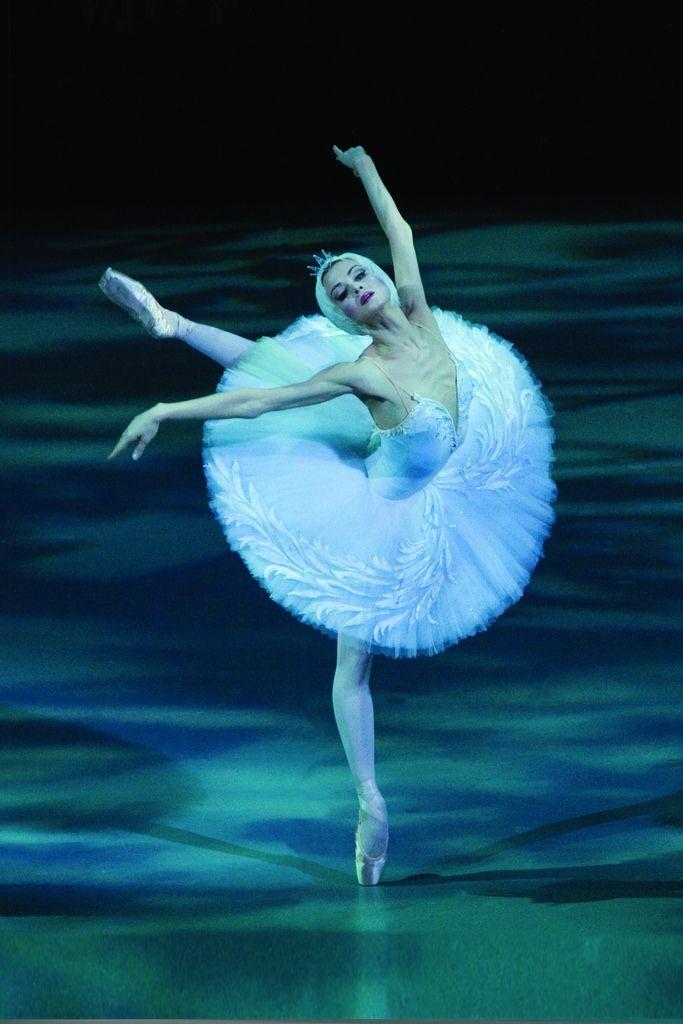 Uliana Lopatkina in Swan Lake © Photo by Mikhail Logvinov 2014 | by Royal Opera House Covent Garden