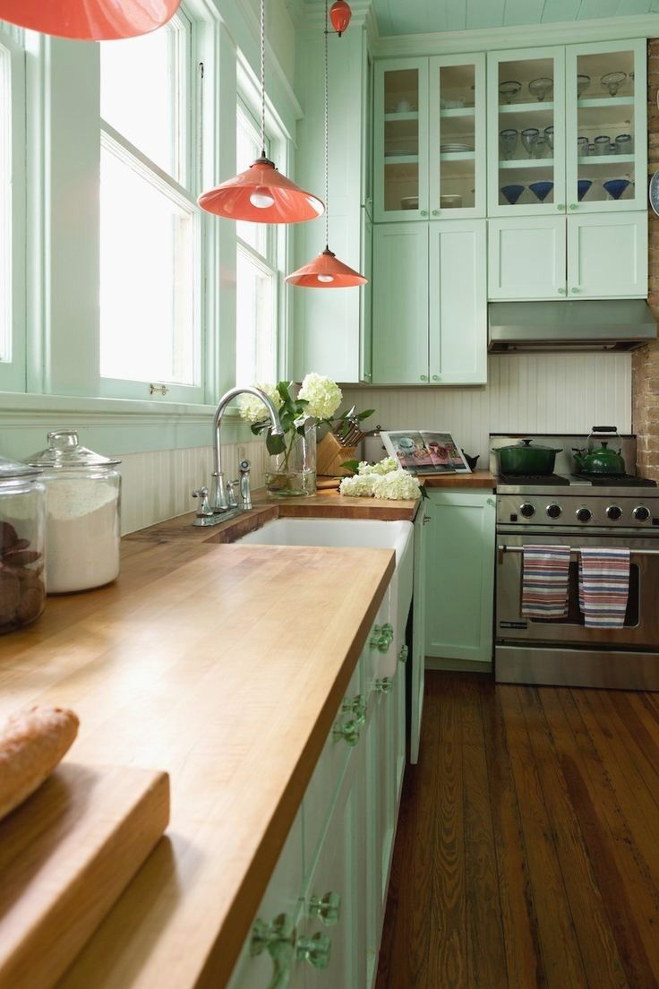 Peach Colored Kitchen Cabinets Best Of Emerald Green Kitchen