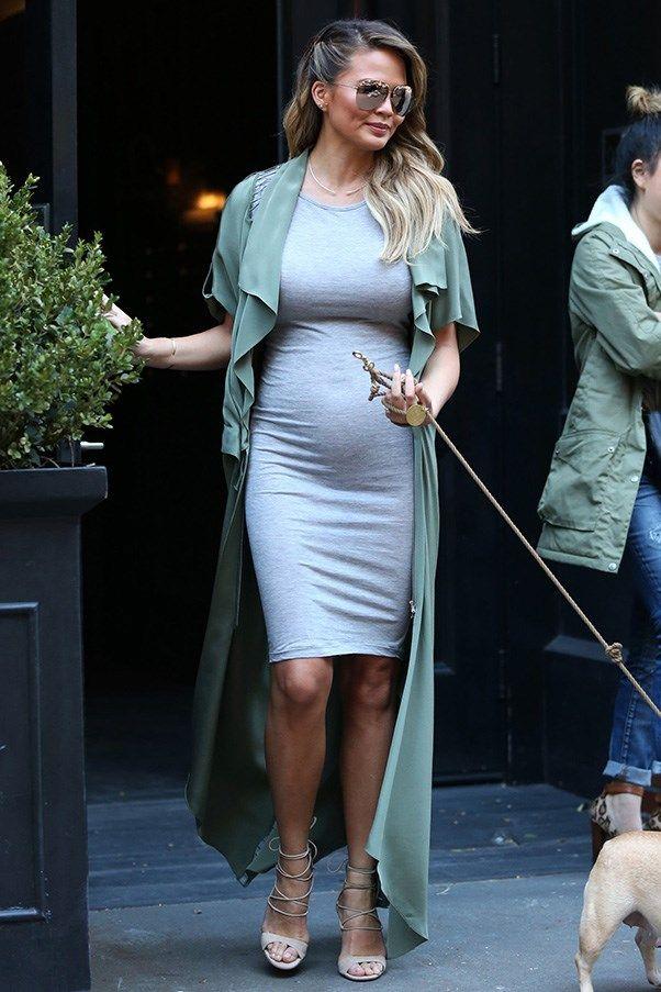 best celebrity maternity style - Image 50