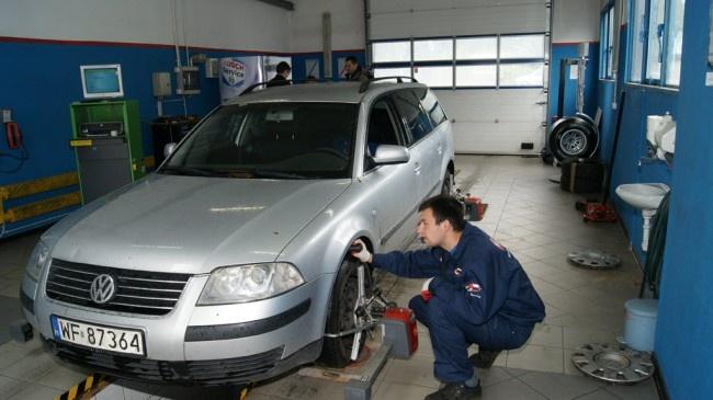 Naprawiamy Wasze auta