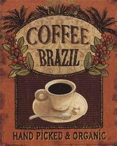 """Koffie: momentje om even helemaal tot jezelf te komen *Coffee: Me-time ~Tekst """"Coffee Brazil""""~"""