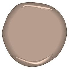 Whipped Mocha from Benjamin Moore Paints @Luca Lepori Lepori Lepori Capua ... this is the kind of light brownish color with a hint of gray. This is the color I want our new guest bathroom