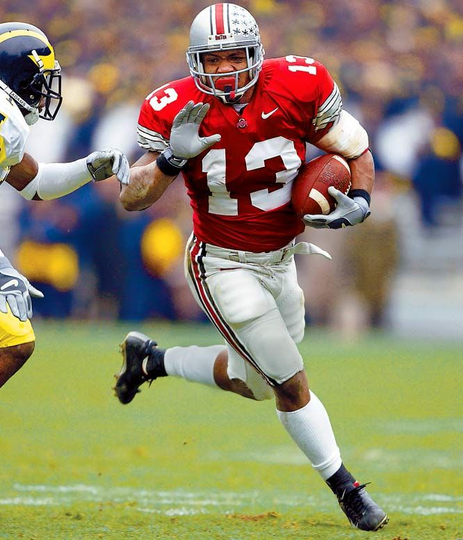 Maurice Clarett #13 } ********** Ohio State Football } #Buckeyes #GoBucks