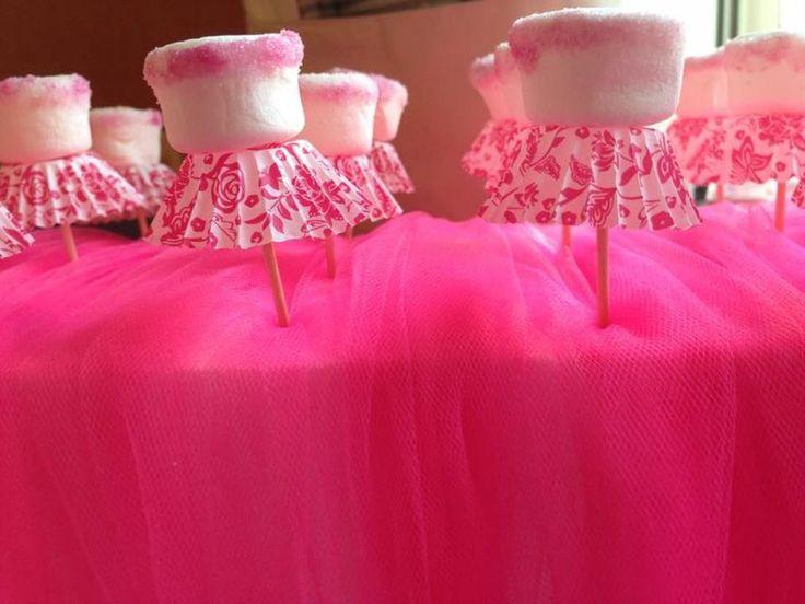 Marshmallow Princess Dresses