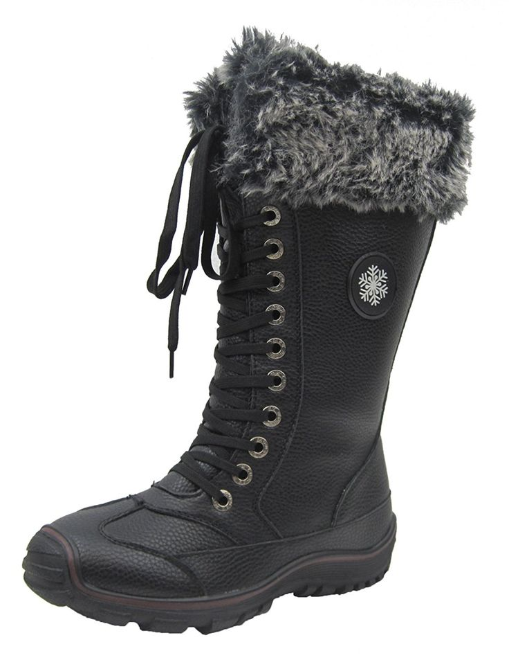 Comfy Moda Women S Winter Snow Boots Chicago