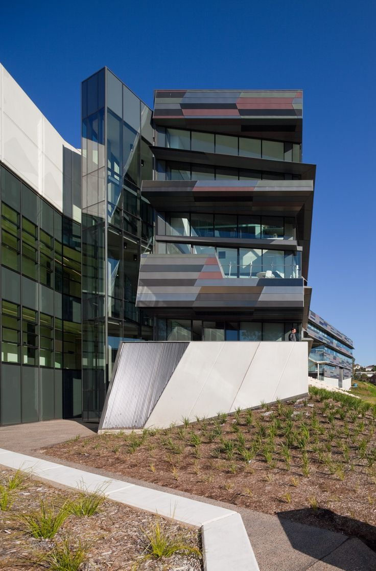 Victoria University Learning Commons & Exercise Sports Science - Melbourne Design Awards