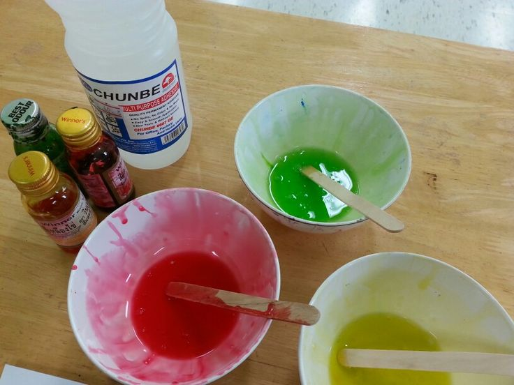 """jelly"" glue"