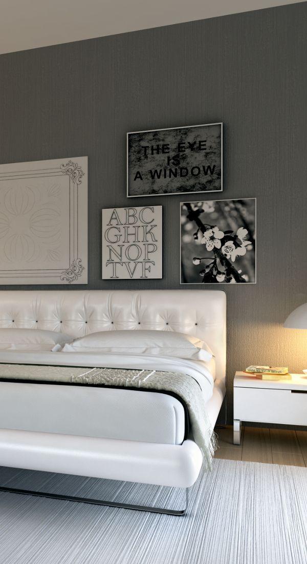 très chic!   #Schlafzimmer #Fertighaus #BienZenker #Haus
