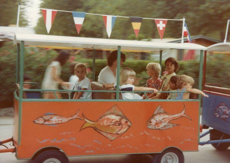 Vintage train ride! #camping #train #vintage #seaside #holiday