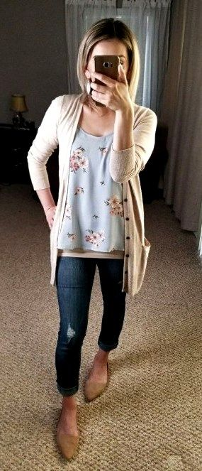 40 Trending Spring Outfits Women Ideas 2019 9