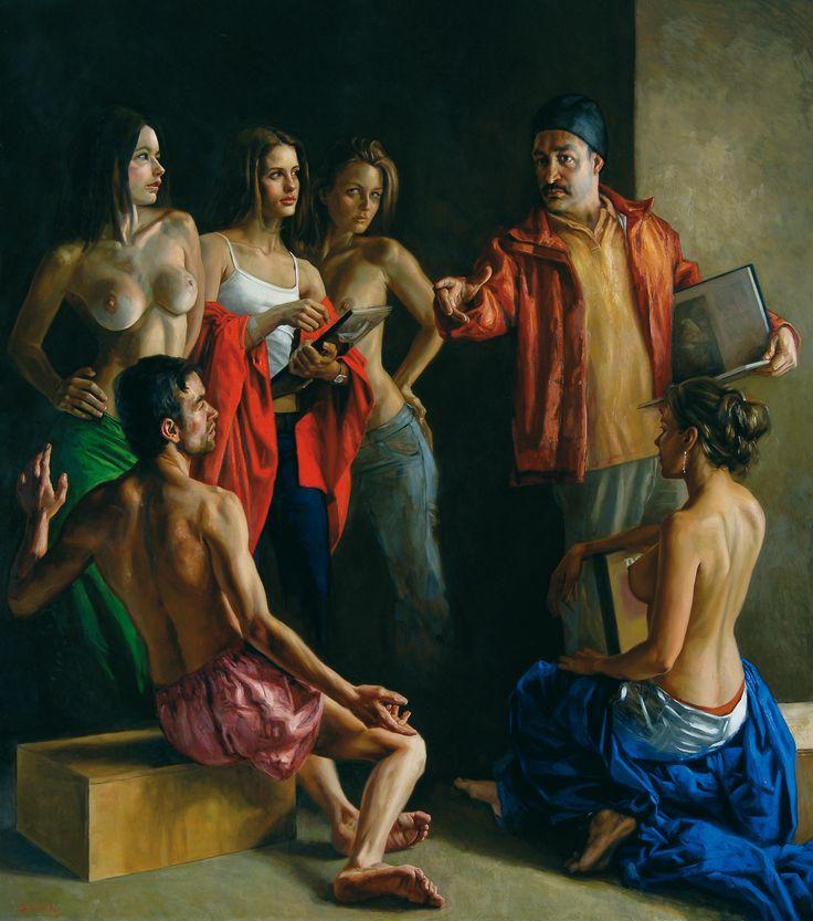 el-director-180-x-160-cm-oleo-lienzo.jpg (1391×1575)