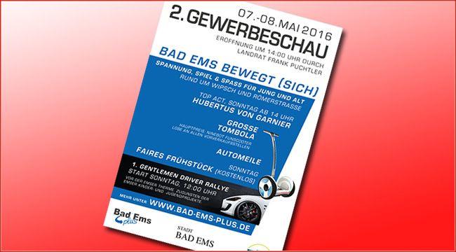 Markant: Gewerbeschau 2016 in Bad Ems Mit Quads und Fahrrobotern präsentiert sich Markant KFZ-Service und Quadhändler Rüdiger Glodek am 7. und 8. Mai 2016 auf der Gewerbeschau 2016 in Bad Ems auf der Ausstellungsfläche vom Marktplatz Wipsch bis in die Römerstraße Richtung Vier-Türme-Haus http://www.atv-quad-magazin.com/aktuell/markant-gewerbeschau-2016-in-bad-ems/ #Quadhandel #Gewerbeshau #Ausstellung #Events #ATVQUADMagazin
