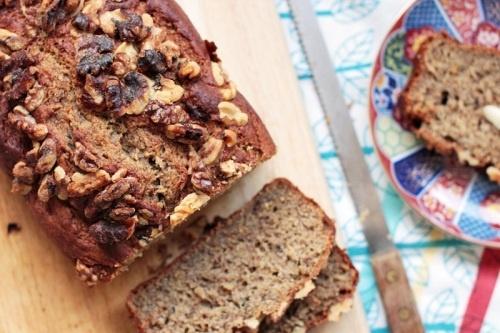 Orange Spice Banana Bread | Breakfast Recipes | Pinterest