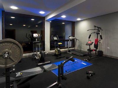 Private gym - Salle de sport privée
