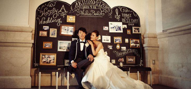 テーマウェディング事例:Unforgettable —あの夏の記憶—|crazy wedding (クレイジー・ウェディング)