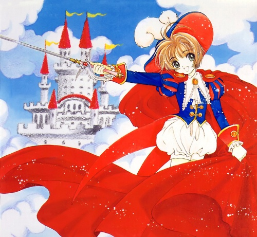17 Best Images About CardCaptor Sakura Manga On Pinterest