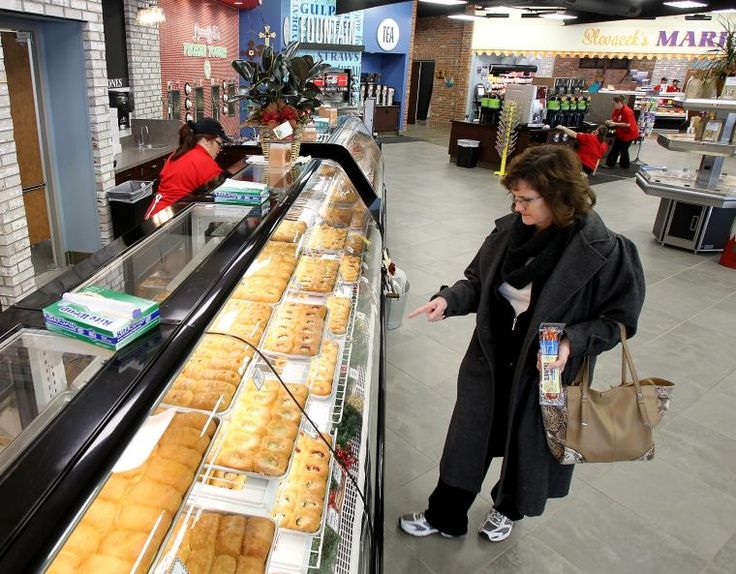Slovacek's opens meat and bakery paradise for weary I-35 travelers. West, TX