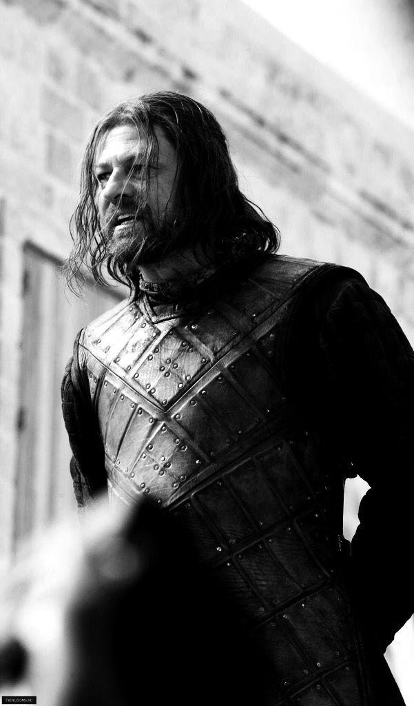 L'ultimo saluto di Eddard Stark