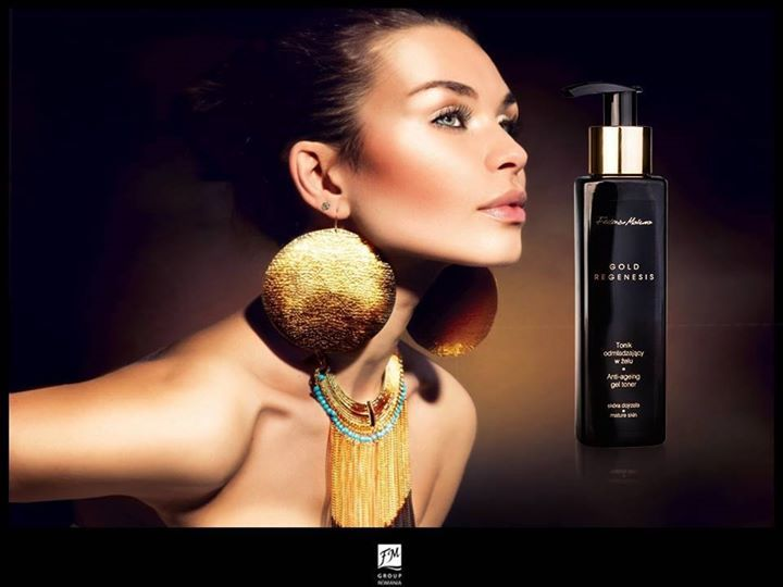 Gel Anti-Aging Tonic Gold Regenesis http://www.fmgroupuk.net/ Gentle Formula without alcohol restore skin's ph being protective functions. Gold dag what contains proteins, deleted and in combination with the acid into provides the best level of hydrating skin. Resveratrolul and Vitamin E of tonic protects against external factors, and rose water calms and gives the skin glow. Coming soon in FM offer group!