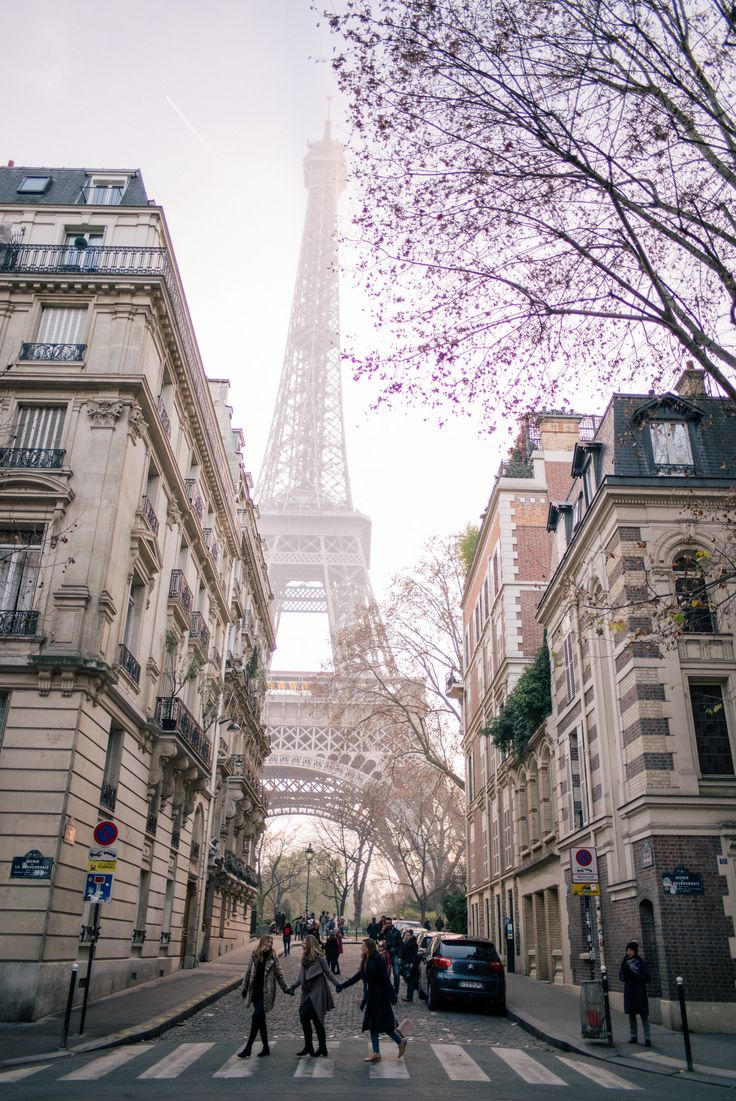 Visit Paris with my best friends, especially when we can afford to really enjoy it :)