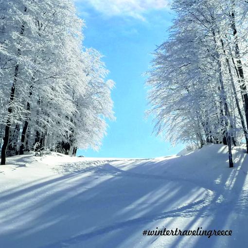Winter Travel in Greece
