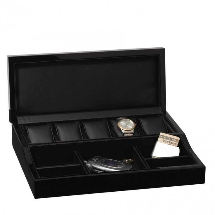 Completely new 43 best Men's Watch Boxes images on Pinterest | Jewel box, Jewelry  WF56