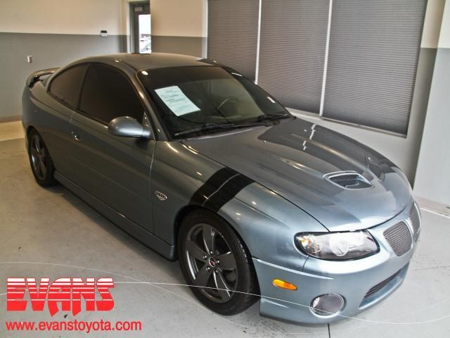 2006 Pontiac GTO Coupe 2 Doors Cyclone Gray Metallic for sale in