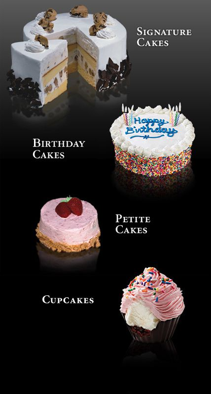 Imagine this: thick, moist cake, layered with some of the richest, creamiest ice cream in the world, and your favorite mix-ins, all wrapped in fluffy white frosting or rich fudge ganache.: Creamery Cakes, Ice Cream Cupcakes, Fluffy White Frosting, Cream Wedding Cakes, Daughters Birthday, Daughter Birthday, Mint Chocolate, Fyi Cold, Birthday Cakes