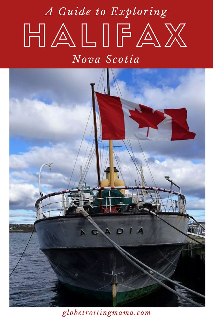 A guide to the best things to do in Halifax, Nova Scotia. Top hotels and where to stay downtown near the waterfront + top sites and attractions. Travel in Canada. | Globetrotting Mama Travel and Parenting Blog #Canada