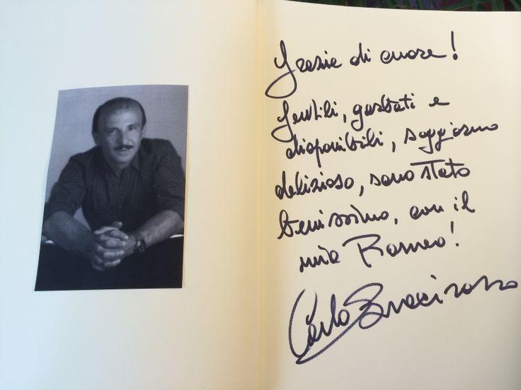 Carlo Buccirosso piccolo Grande attore ospite al Hotel Victoria Trieste