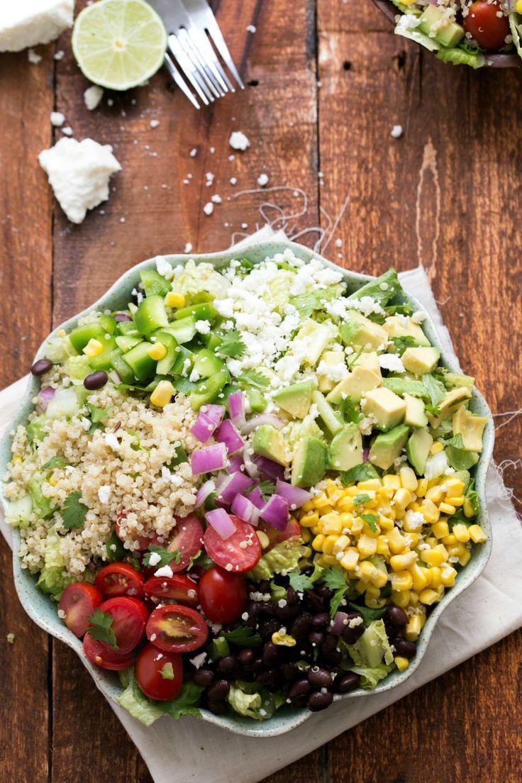 ... Lime Vinaigrette | Recipe | Tex Mex, Quinoa Salad and Cilantro Lime
