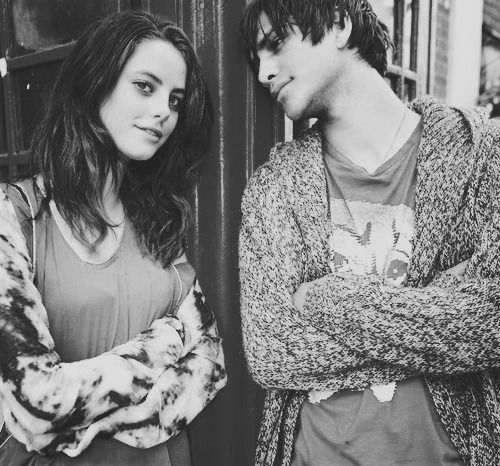 effy and freddie, Skins UK...