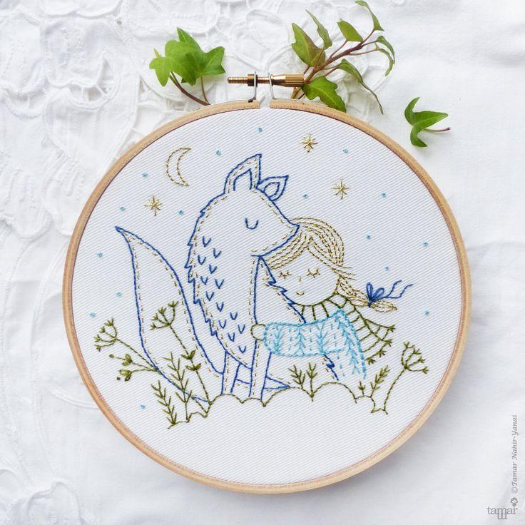 Winter Fairy by Tamar Nahir-Yanai