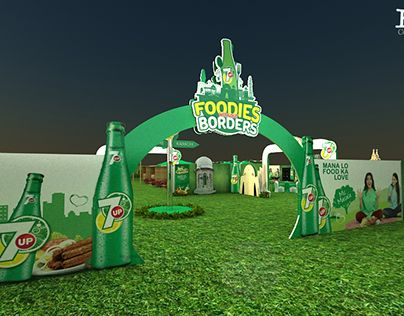 """Check out new work on my @Behance portfolio: """"7up Foodies"""" http://be.net/gallery/41563299/7up-Foodies"""