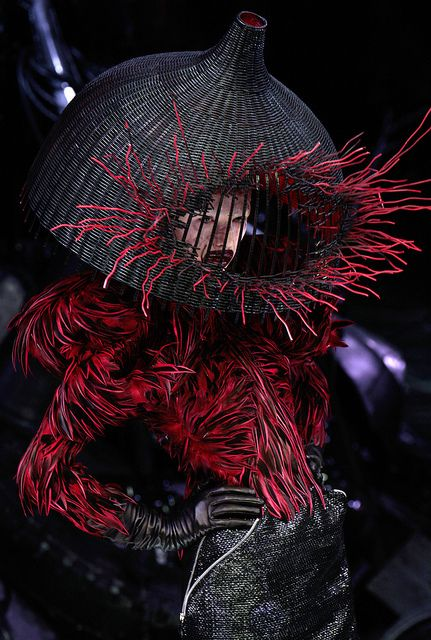 Philip Treacy for McQueen  | Purely Inspiration