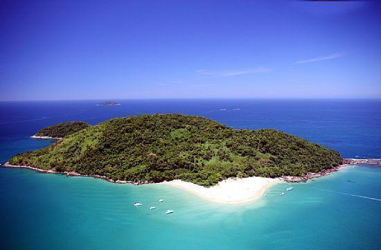 Ilha do Prumirim - Ubatuba SP
