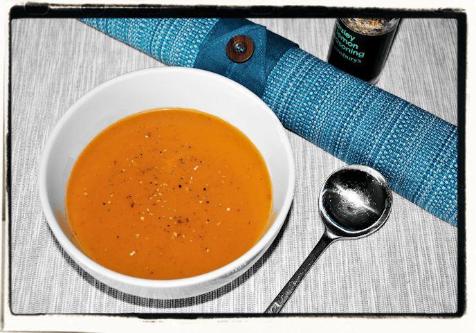 Soup Maker: Butternut Squash & Sweet Potato Recipe 1.6 Litres