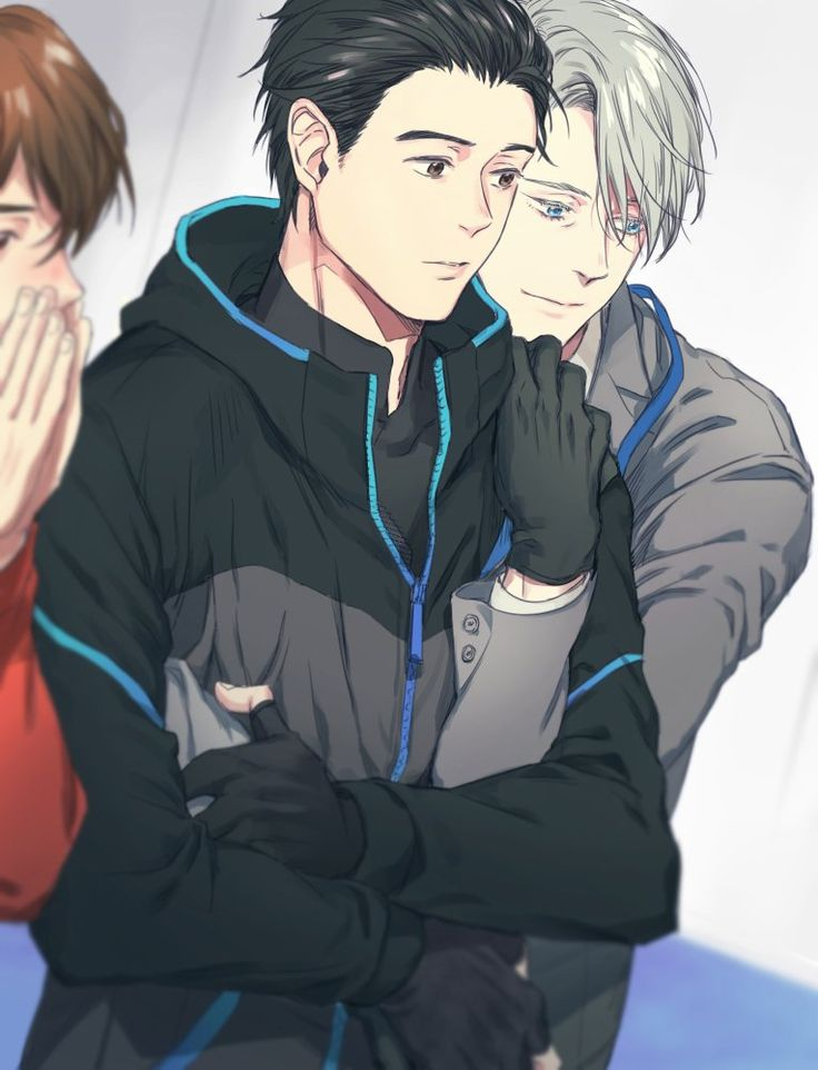 Yuri!!! On Ice Fanart by https://mobile.twitter.com/yanagi28yuto/status/797909723466985472/photo/1