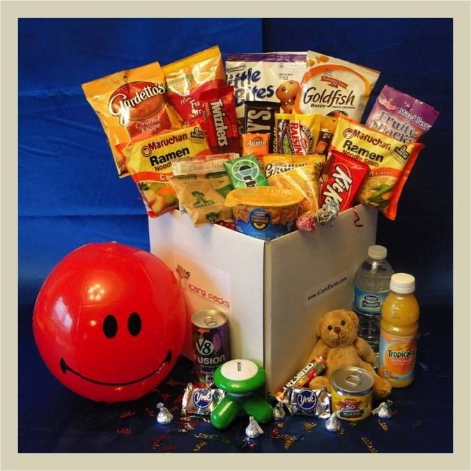 Care Package for College Student - iCarePacks #college  http://cashiecommerce.com/?utm_source=pinterest