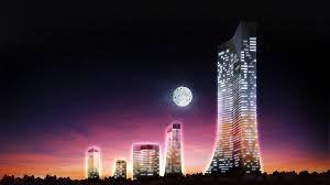Varyap Meridian   Skyline   RMJM