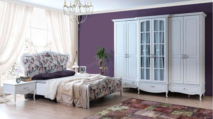 Violet Country Yatak Odası Takımı