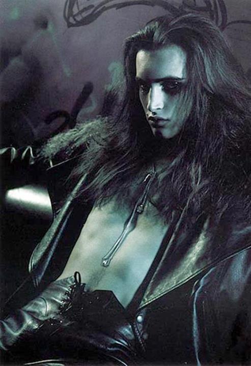sexy goth men | GOTHIC MEN