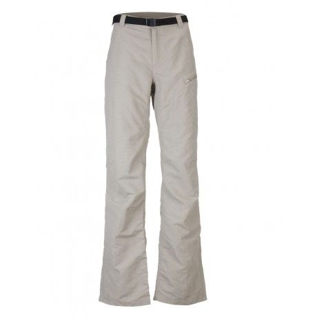 K-Way's Arner explorer trousers are made from nylon and feature a UV protective, wicking and quick-dry finish, which helps to transport perspiration away from the skin, keeping you cool and dry. Engineered leg articulation offers added comfort, and a webbing belt provides a secure fit. Side leg/ankle zips ensure easy boot access.