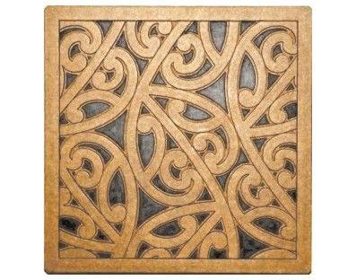 Tile art carving - http://aeongiftware.co.nz/categories/other-tile-art/